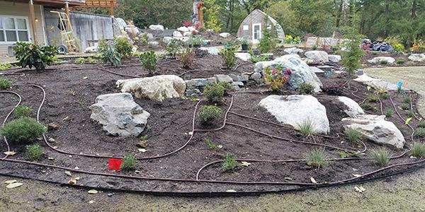 Quality Garden Irrigation System In Olympia, WA